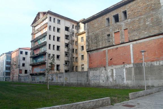 El comprador tendrá que desembolsar 7,2 millones de euros por el viejo Xeral - FOTO: L.E.