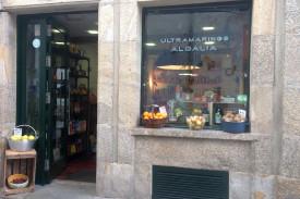 O Ultramarinos Algalia abriu na rúa do mesmo nome hai só un mes