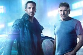 Ryan Gosling y Harrison Ford