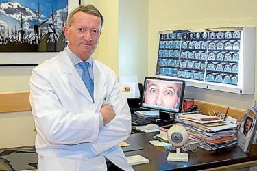El  Profesor Dr José Pérez Moreiras - FOTO: ECG