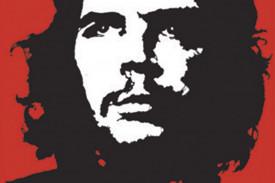 Fotografía cedida por el servicio postal irlandés, An Post, que muestra un sello con la imagen de Ernesto Che Guevara emitido en Dublín (Irlanda) - FOTO: EFE/AN POST