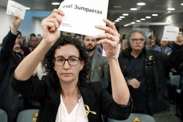 Marta Rovira - FOTO: EFE