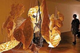 Obra de Mauto Tratoy en Fundación Granell
