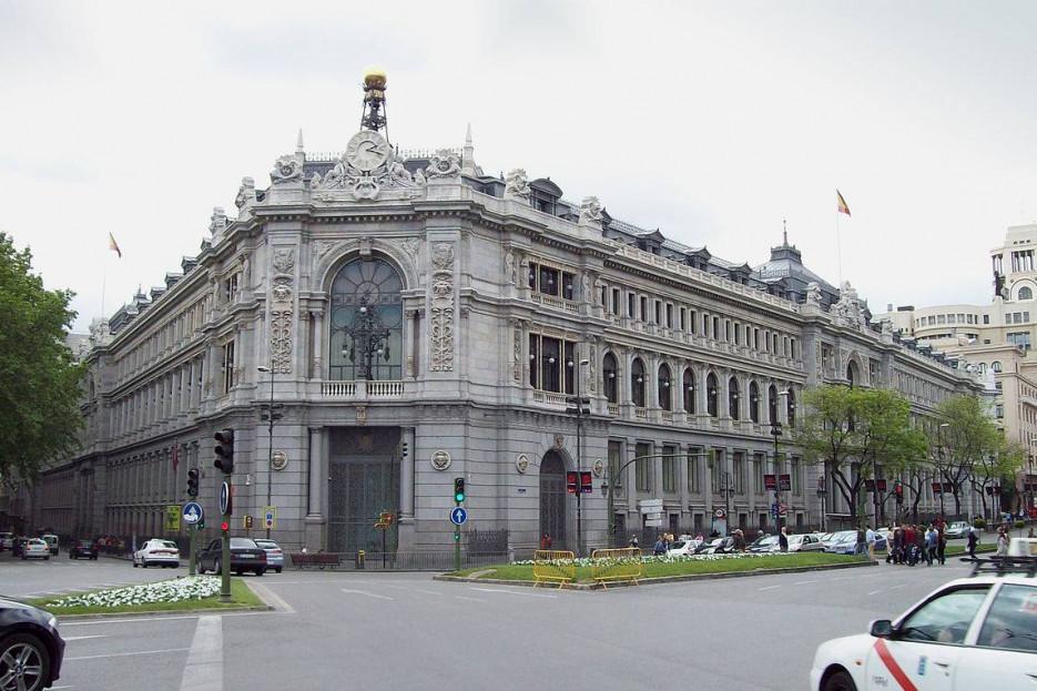 Banco de España - FOTO: Wikipedia