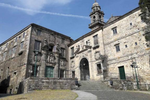 Imagen del exterior del Museo do Pobo Galego - FOTO: MPG