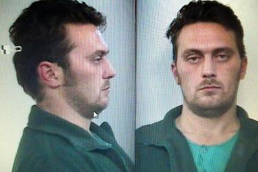 Fotografía sin fechar facilitada este 15 de diciembre por la policía italiana que muestra la ficha policial en Italia del presunto criminal serbio Norbert Feher, alias