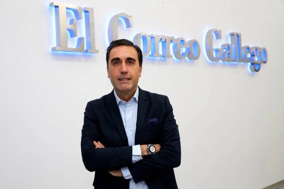 Guillermo Oviedo Teijelo - FOTO: FERNANDO BLANCO