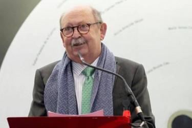 Cristino Álvarez, periodista y crítico gastronómico