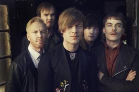 La banda de origen sueco Mando Diao actúa el sábado en Capitol - FOTO: C.B.