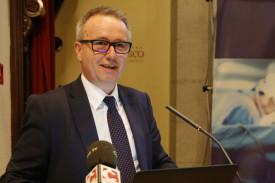 José Manuel Chao Ardao, socio-director de Plexus.  - FOTO: ECG