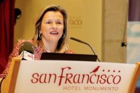 Núñez habló de 'e-salud: transformando la sanidad'