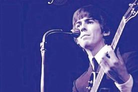 El valor de Harrison como compositor estaba a la altura de los dos grandes de los Beatles, John Lennon y Paul McCartney