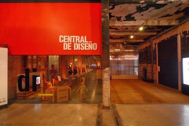 La Central de Diseño Matadero en Madrid