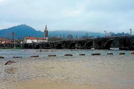Puente medieval y romano de Ponte de Lima - FOTO: ANTONAUTAS NA IAGOSFERA