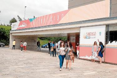 El año pasado Santiago fue la sede del 65º Congreso de la Asociación Española de Pediatría - FOTO: Arxina