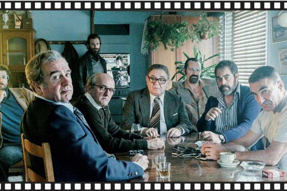 Fotograma de la serie basada en el libro homónimo de Nacho Carretero