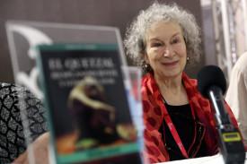 10/02/2017.- La escritora canadiense Margaret Atwood  - FOTO: EFE