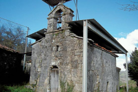 Iglesia de Santa Baia de Palio, Lalín