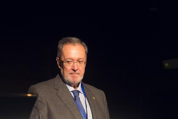 El director científico del Instituto de Investigacións Sanitarias de Santiago (IDIS), José Castillo - FOTO: www.ladiapo.com