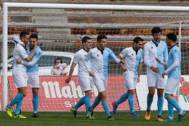 Todos los jugadores de la SD tendrán protagonismo en el fnal de Liga - FOTO: Fernando Blanco