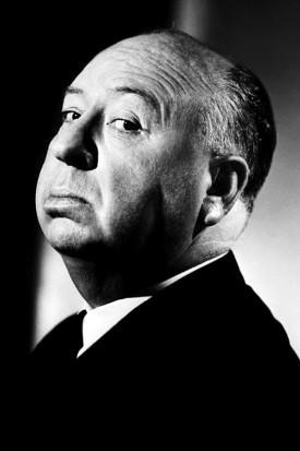 • Hitchcock. El perfil de uno de los genios del cine del siglo XX, ha sido utilizado y reproducido en incontables ocasiones.