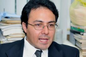 CIUDAD DE MÉXICO (MÉXICO), 09/05/2018.- Fotografía del 7 de mayo de 2018, cedida por la Universidad Nacional Autónoma de México (UNAM), que muestra al psicólogo Ricardo Trujillo, en Ciudad de México (México) - FOTO: EFE