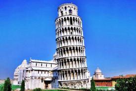 Torre de Pisa - FOTO: Pinterest