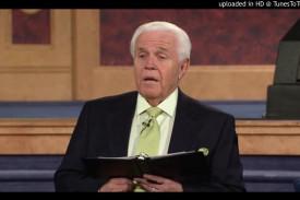 El telepredicador evangelista Jesse Duplantis en una de sus intervenciones - FOTO: Youtube