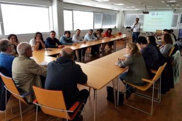 Imagen de la reunión de constitución de BioReDes - FOTO: USC