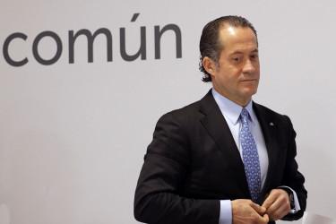 El presidente de Banesco Grupo Financiero Internacional, Juan Carlos Escotet, en una imagen de archivo - FOTO: EFE