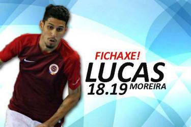 Lucas Moreira, nuevo fichaje del Santiago Futsal - FOTO: S.F.