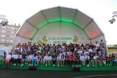 IV Gala do Deporte de Oroso