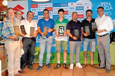 Open Galicia de golf en el Club Val de Rois