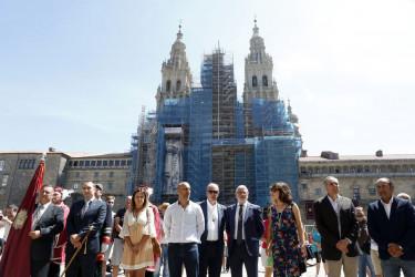 Día de Padrón en Santiago