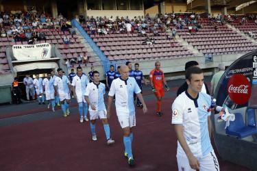 SD Compostela 4 - 1 Silva