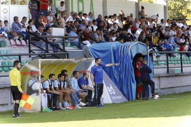 Las imágenes del partido entre Negreira y Villalonga
