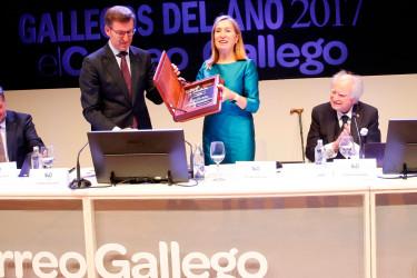 XXVIII Premios Gallegos del Año: Gala