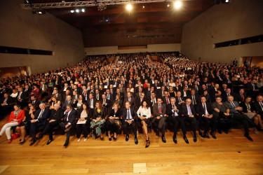 XXVIII Premios Gallegos del Año: Los asistentes (1)