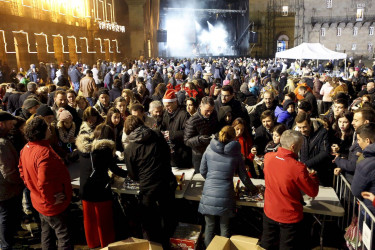 Fin de año en Compostela
