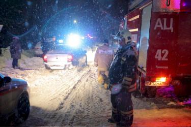Accidente de avión en Moscú