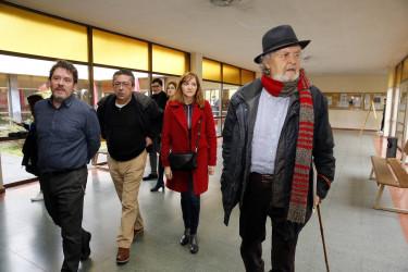 Xosé Manuel Beiras inaugura en Santiago os Coloquios sobre Economía Aplicada