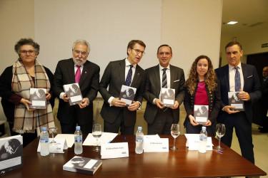 Presentación del libro 'Comentarios y recuerdos', de Gerardo Fernández Albor