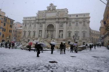 Europa tirita con el frío siberiano