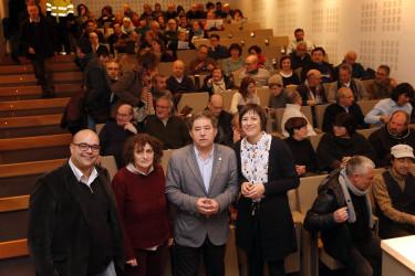 Fernández Lores, expuso el modelo de movilidad de su ciudad