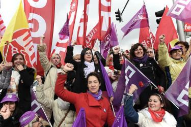 Día de la  mujer en España