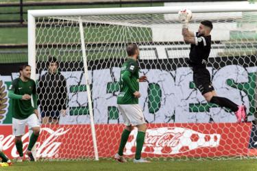 El Racing de Ferrol vence 3-0 al Atlético de Madrid B