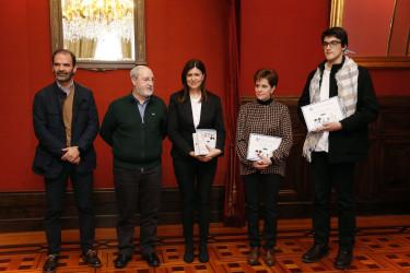 Viaqua hace la entrega de los premios del IV Certamen Relatos de agua inteligente