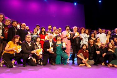 XXII Premios de Teatro María Casares