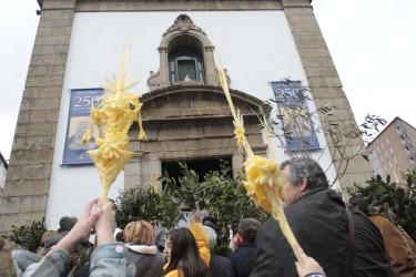 Procesiones del Domingo de Ramos en Ferrol