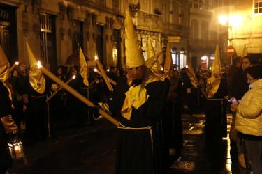 Procesión de la Humildad en Santiago de Compostela